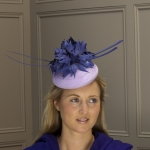 Cumbria Pillbox hat by Hostie Hats