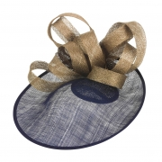 Oxfordshire 12″ Saucer Hat