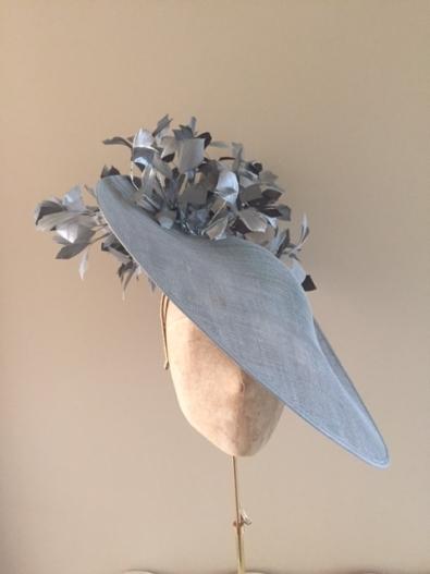 """Somerset 18"""" Dish Hat by Hostie Hats"""