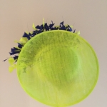 """Gloucestershire 12"""" dish hat side view 2"""