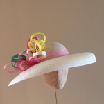 Burghley Hat by Hostie Hats