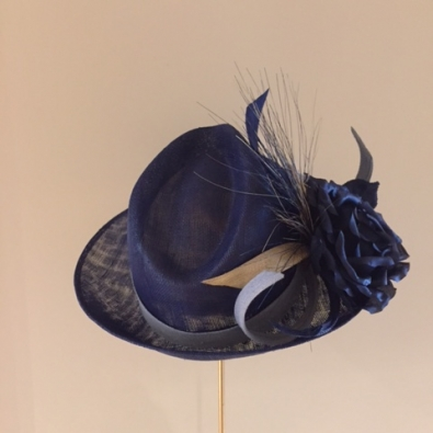 Hardwick Trilby by Hostie Hats