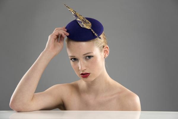 Chamonix hat by Hostie Hats