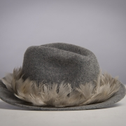 Aspen trilby by Hostie Hats