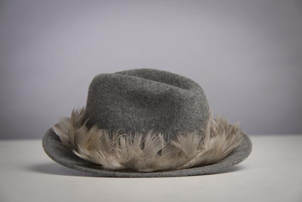 Aspen trilby by Hostie Hats