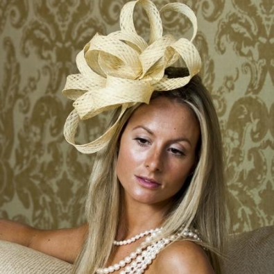 Westminster fascinator