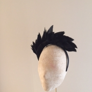 Lucy Feather fascinator