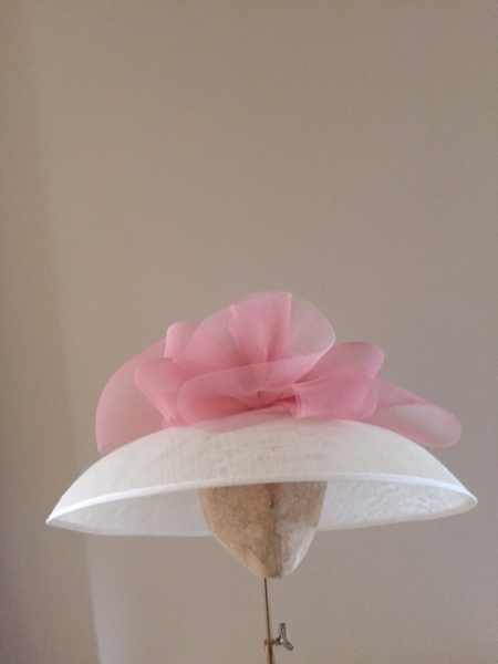 Blenheim Ivory and Fro Strawberry Hostie Hats