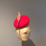 Chamonix, Red, Hostie Hats