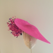 Gloucstershire, Pink Pink, Lavender, Hostie Hats