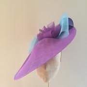 Harewood 18 inch, SWeet dreams, SH blue dark, Aqua, Hostie Hats