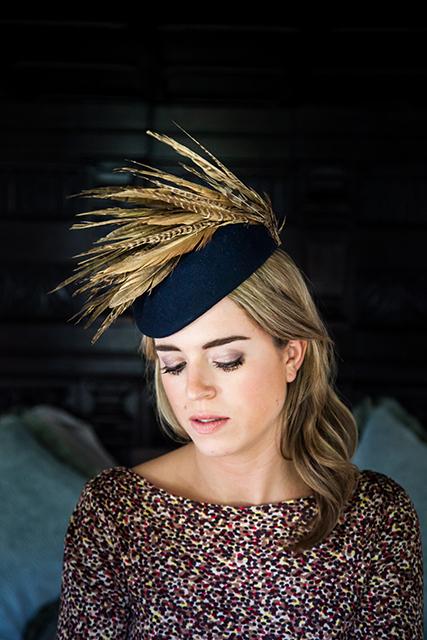 Goodwood Pillbox Hat - Hostie Hats 5d80ee8b7ce