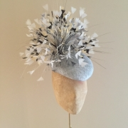 Westbury, Silver, Wall, Black, Ivory, Hostie Hats