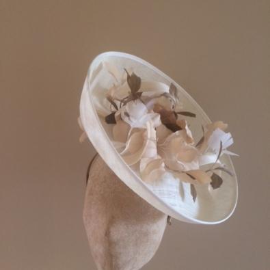 Wentworth Dish Hat by Hostie Hats
