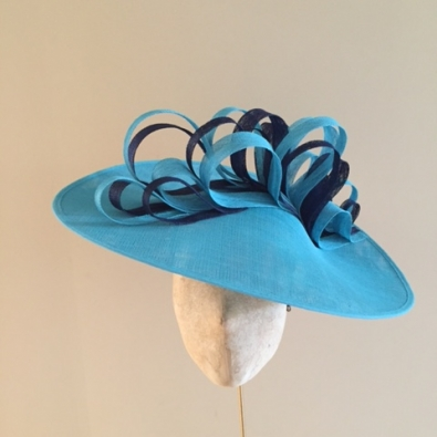 "Surrey Loop 18"" Hat by Hostie Hats"