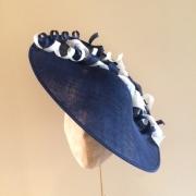 Surrey Twirl 18″ Dish Hat