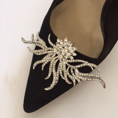 Kate shoe Clip by Hostie Hats