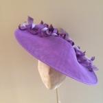 "Surrey Twirl 18"" Dish Hat"