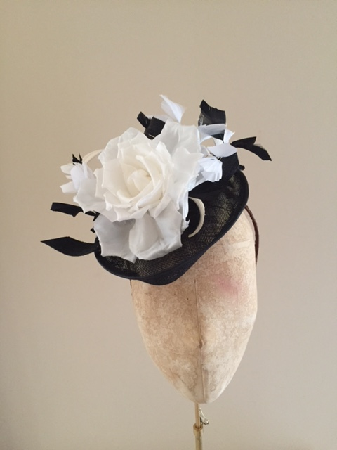 Holkham Sweetheart Dish Hat by Hostie Hats
