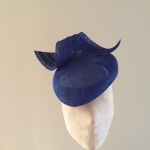 Haddon Pillbox Hat by Hostie Hats