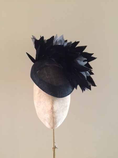 Lincolnshire Pillbox Hat By Hostie Hats