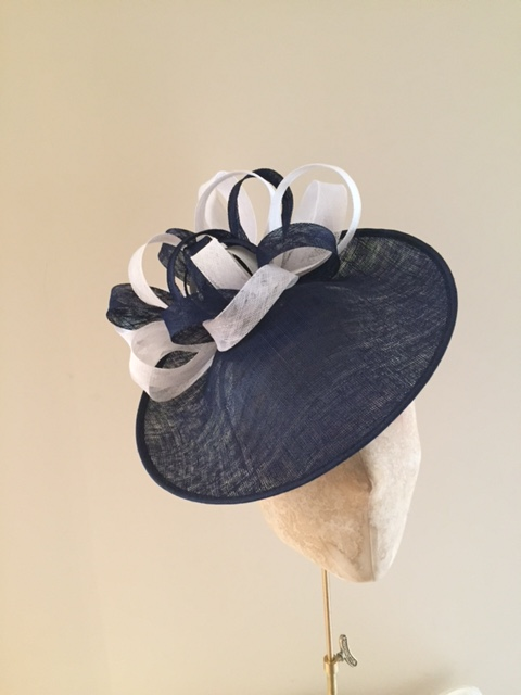 """oxfordshire 12"""" Dish Hat by Hostie Hats"""
