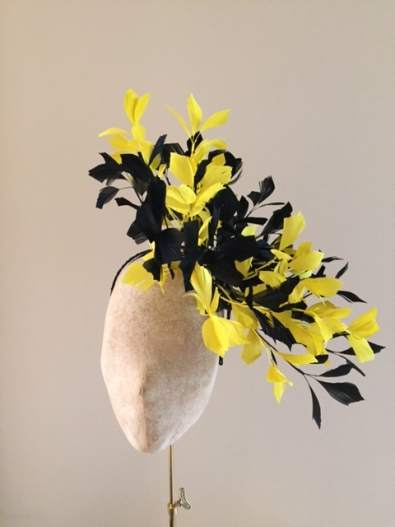 Hampshire Fascinator By Hostie Hats