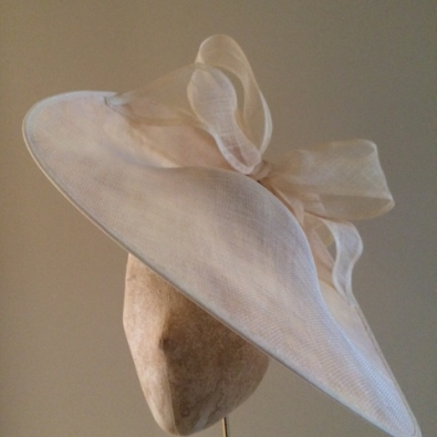 Coconut Dish Hat by Hostie Hats