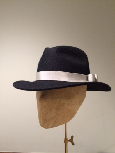 Libra Fedora by Hostie Hats