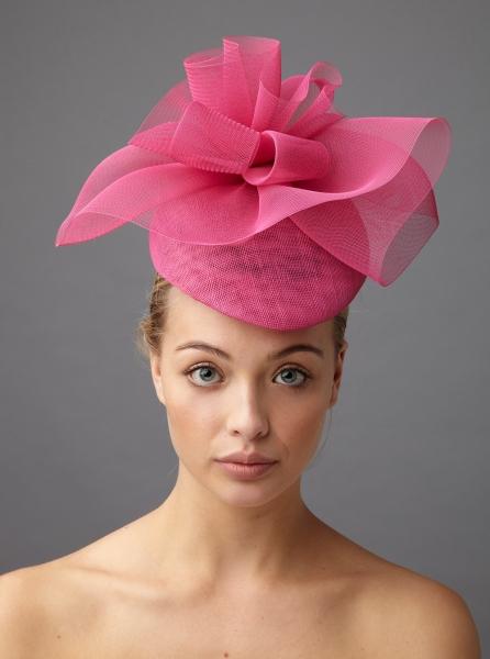 Bacall Pillbox Hat