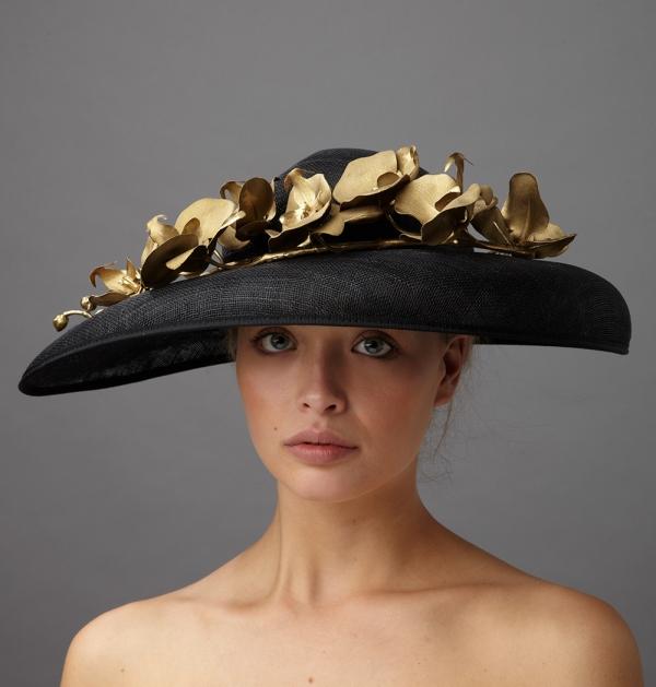 Charisse Hat by Hostie Hats