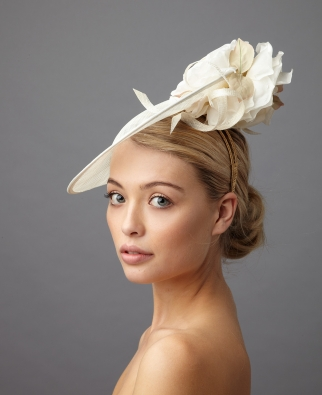 Crawford Dish Hat by Hostie Hats