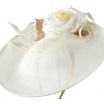 Crawford Dish Hat by Hostie Hats