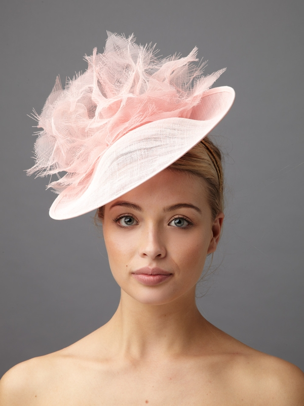 Kelly dish hat by hostie hats