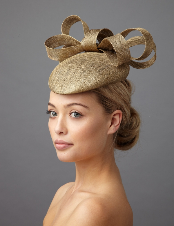 Young pillbox by Hostie Hats