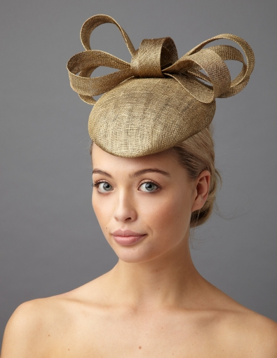 Young Pillbox hat by Hostie Hats