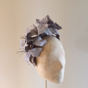 Bramham Fascinator by Hostie Hats