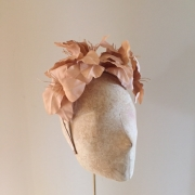 Bramham Fascinator by Hostie Hats