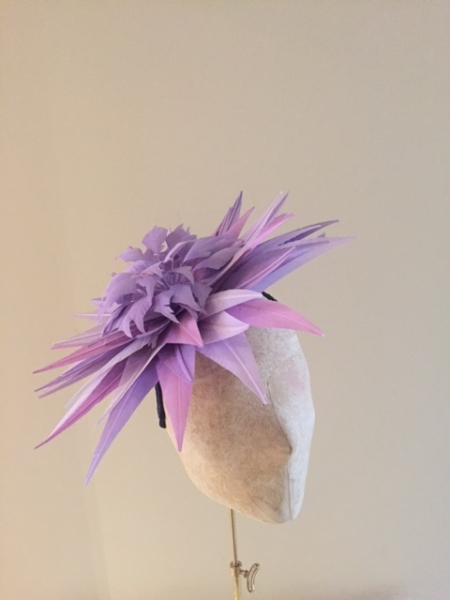 Ritz Fascinator by Hostie Hats