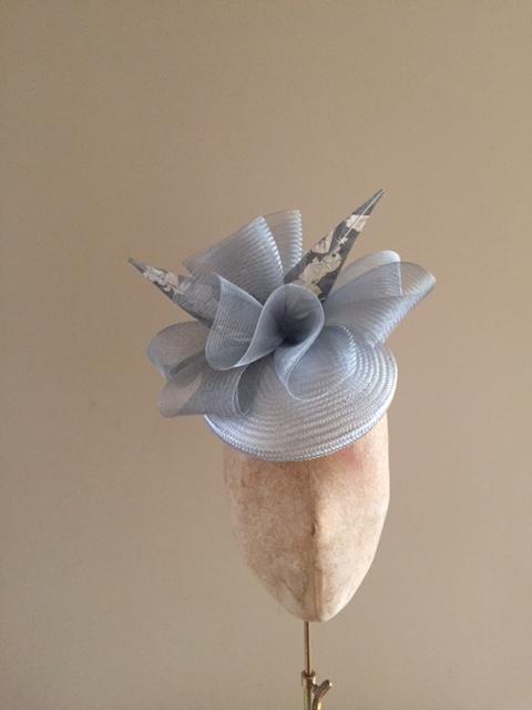 Gardner Pillbox Hat by Hostie Hats