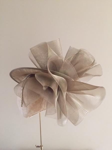 Havilland Dish Hat by Hostie Hats