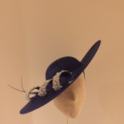 Rogers Dish Hat by Hostie Hats