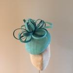 Windsor Pillbox Hat by Hostie Hats