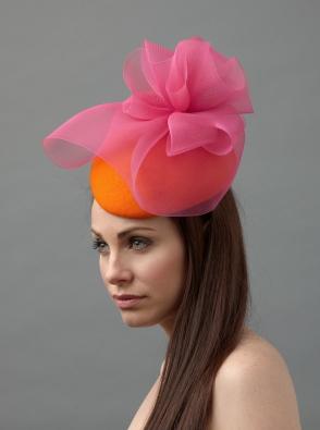 caraway pillbox hat hostie hats