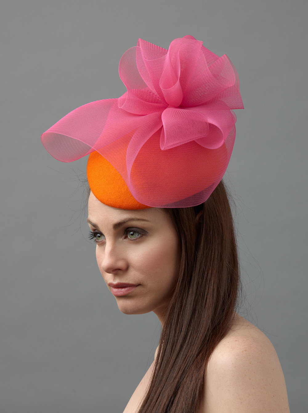 caraway pillbox hat hostie hats