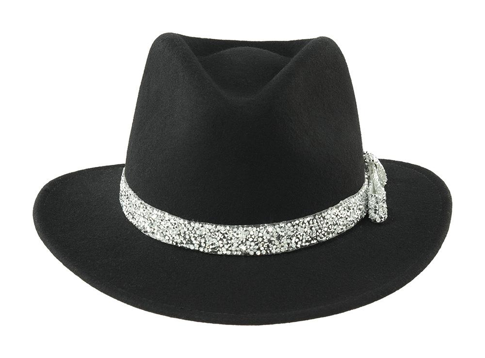 Coriander fedora front hostie hats