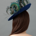 Hibiscus dish hat back hostie hats