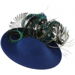 Hibiscus dish hat side hostie hats