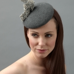 Juniper pillbox hat hostie hats