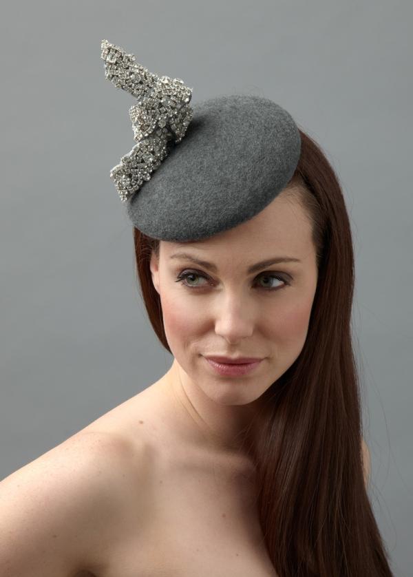 Juniper pillbox hat hostie hats